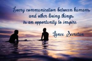 Quote by Lance Secretan