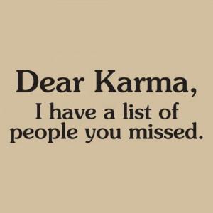 Good quotes life sayings karma