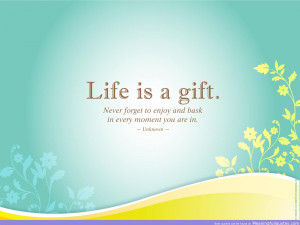 Christian Quotes About Life Biography