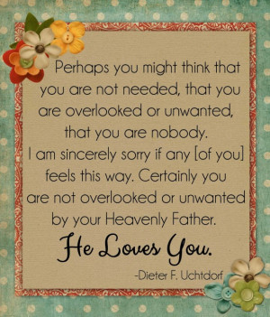 Feeling Down Quotes And Sayings: Love Quotes And Sayings With Picture ...