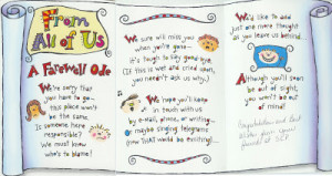 Another Worker Goodbye Quotes Coworker Poem Funny For Coworkers