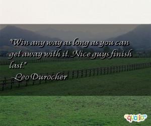 Winning Quotes