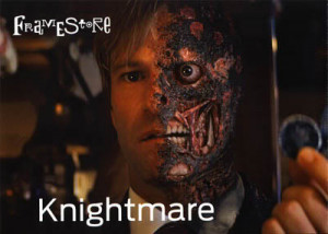 ... and not harvey dent what happens if you re displaying him dent style