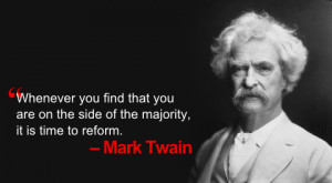 Quotations by Mark Twain (nom de plume of Samuel Langhorne Clemens)