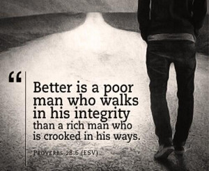 integrity quotes and sayings