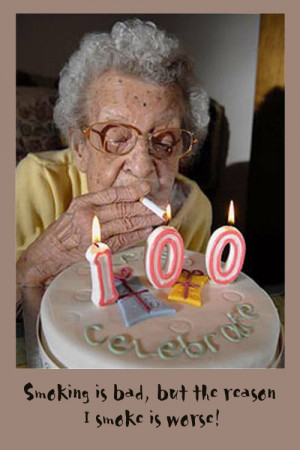 Funny quotes about smoking