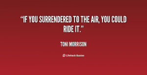 toni morrison quotes and sayings