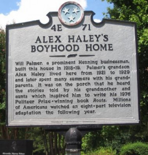 Related Pictures Alex Haley...