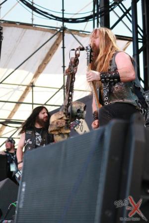 The Black Label Society Zakk Wylde Interview And Photos