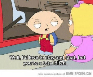 Stewie griffin quotes, fun, meaning, sayings, photo