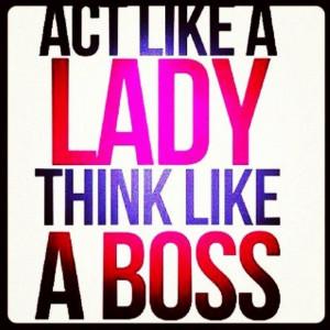 Forever in the boss mindset