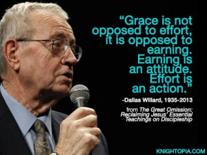 Dallas Willard Quotes