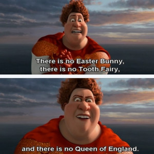 just gonna say, Megamind is quoted a lot in our house- especially ...