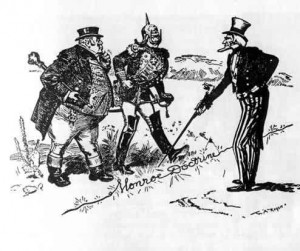 James Monroe: Monroe Doctrine