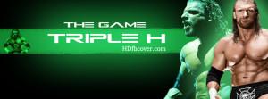 Triple H facebook cover photo