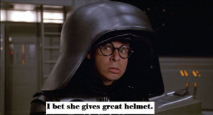 Lord Dark Helmet, Spaceballs