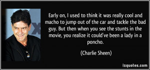 Cool Car Quotes More charlie sheen quotes