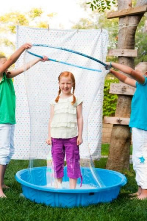 Bulle humaineBackyards Games, Giants Bubbles, Human Bubbles, For Kids ...