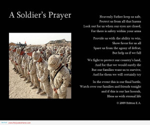 Quotes About Soldiers