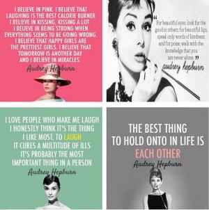 Audrey Hepburn Marilyn Monroe, Coco Chanel Quotes Ceramic Coasters ...