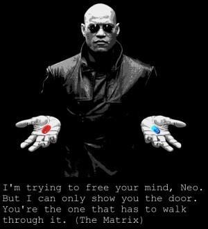 matrix quote