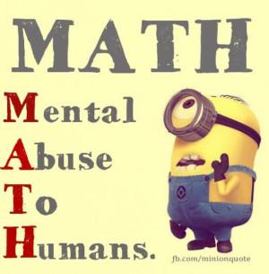 fun math fun math meaning mental abuse to humans