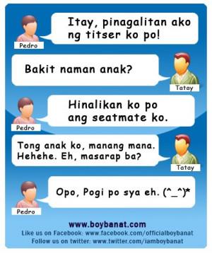 Funny Love Quotes Bisaya 2011 ~ Love Quotes Tagalog Jokes