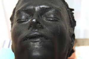 Tracey Emin 39 s bronze Death Mask 2002 is one of a number of mediums