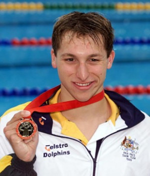 Ian Thorpe Was Giant The