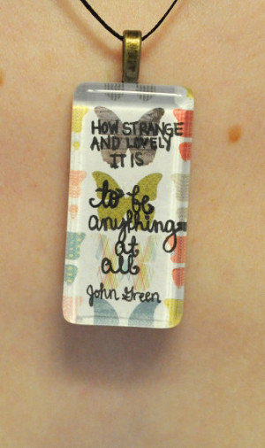 Search Results for: Love Quotes John Green Death