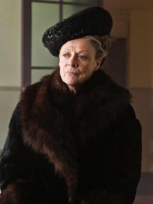 Downton Abbey Quotes Maggie Smith