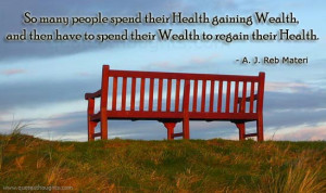 health-quotes-thoughts-A-J-Reb-Materi-health-is-wealth-best-nice-great ...