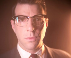 2013 Fans wondering if 'American Horror Story' regular Zachary Quinto ...