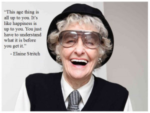 RIP Elaine Stritch/ Loved Her...There Is A Great Video Of Elaine On ...
