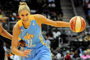 Elena Delle Donne Back with Chicago Sky After a Concussion