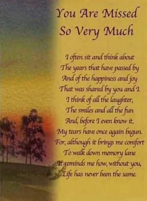 In memory of mom...