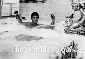 Scarface Quotes The World Is Yours To help improve the quality of