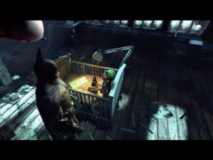 Batman Arkham City DLC: Harley Quinn's Revenge Part 2 (Baby Joker With ...