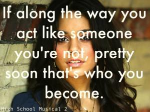 High School Musical Quotes Tumblr #high school musical #high