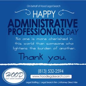 Happy Administrative