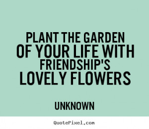 Make Pictures Quotes About Friendship