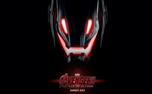 The Avengers Age of Ultron > Ultron Mask in The Avengers 2 Movie