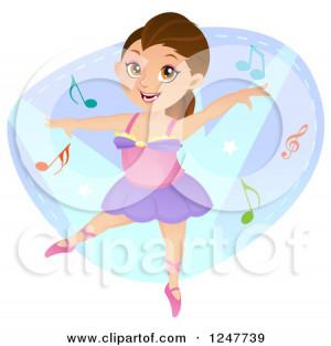 Stuck Little Girl Cartoon