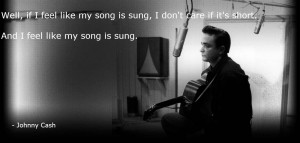 Johnny Cash Quotes About June Johnny Cash Quotes Tattoo