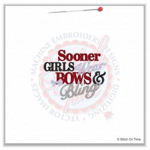 Girl Football Sayings 4985 sayings : sooner girls