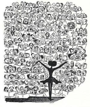Funny Choir Cartoons