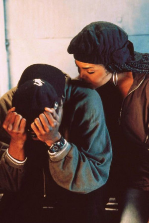 Janet Jackson and Tupac (Poetic Justice)
