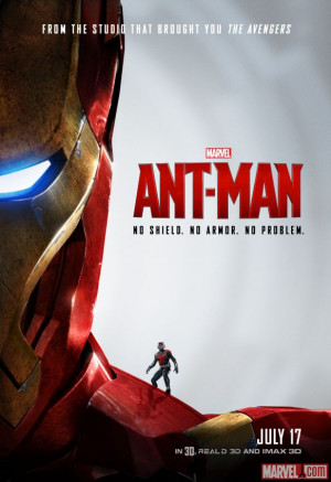 Ant-Man: 3 New Avengers-Themed Posters and a TV Spot