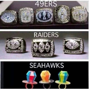 Go Back > Gallery For > Seahawks Rings Meme
