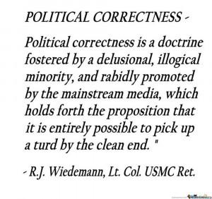 Political Correctness Meme
